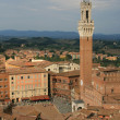 Torre del Mangia - Stock Photo