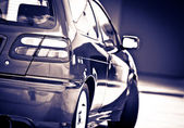 Nissan Almera Gti-R — Stock Photo
