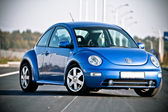 VW NEW BEETLE — Foto Stock
