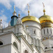 Moscow Kremlin inside, The Ivan the Great Bell-Tower complex — Stockfoto