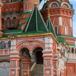 Moscow Kremlin, Red Square, St.Basil Cathedral — Stock Photo #10469834