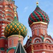 Moscow Kremlin, Red Square, St.Basil Cathedral — Stock Photo #10469876