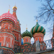 Moscow Kremlin, Red Square, St.Basil Cathedral — Stock Photo #10618469