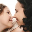 Mother and daughter — Stock Photo #8609053