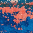Royalty-Free Stock Photo: Rusty grunge aged steel iron paint background