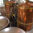 Photo: Brewery brew house inside restaurant