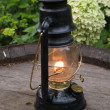 Stock Photo: Classical nautical oil lamps burns