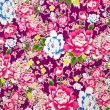 Classical Fabric with floral Pattern background — Stockfoto #8748159