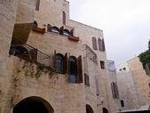 Israel - ciudad vieja de jerusalén judería callejón — Foto de Stock