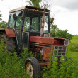 Old vintage tractor — Stock Photo #8774515