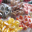 Stock Photo: Lollipops in various colors