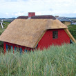Stock Photo: Summer house Denmark