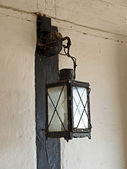 Antique street lamp — Foto Stock