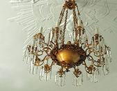 Beautiful Crystal Chandelier — Foto de Stock