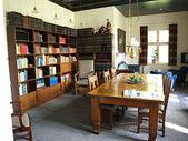 Sala studio - ufficio casa — Foto Stock