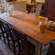 Photo: Country style classical vintage dining room