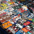 Model toy cars collection — 图库照片