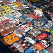 Model toy cars collection — Stok fotoğraf