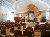 现代犹太教堂 — 图库照片