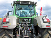 Modern tractor — Stock Photo