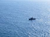 海军巡逻船 — 图库照片