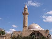 Tour de la mosquée musulmane oriental — Photo