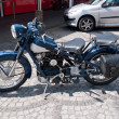 Vintage bike motorcycle — ストック写真