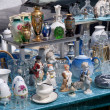 Knick Knack at a flea market — Stock Photo #8984346