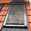 Modern vertical roof window — Stockfoto #8988913