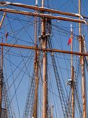 Traditional sailing — Stockfoto