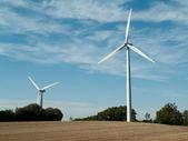 Alternative clean energy — Stock Photo