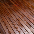 Beautiful mahogny hardwood floor — ストック写真 #9024806