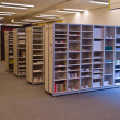 Library of catalogs and brochures — Stok Fotoğraf #9117602