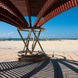 Photo: Modern beach pergolgazebo pavilion