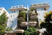 Moderne luxe appartementen condominium — Stockfoto