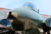 Aereo da caccia jet — Foto Stock