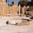 The old city of Caesarea Israe — Photo