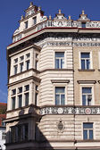 Old house in Prague — Stock Photo