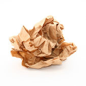 Brown packing paper — Stock Photo