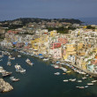Coast of Procida — Stock Photo #8615197