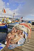 Fishing nets — Foto Stock