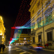 Via del corso — Stock Photo