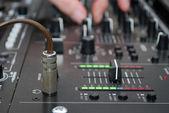 Headphone Jack Close Up — Stock Photo