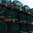 Crab Pots against blue sky — Stock Photo #9204309