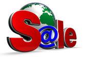 Internet Sale — Stock Photo