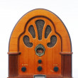Retro Radio — Stock Photo #8539024