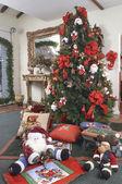 Christmas tree — Stockfoto
