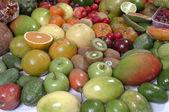 Still life of fruit — Stock Photo