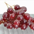 Pink grapes — Stock Photo #9091953