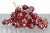 Pink grapes — Stock Photo